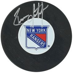 Steiner Sports NHL New York Rangers Brian Leetch Rangers Autograph Puck by Steiner Sports. $94.07. Brian Leetch is one of the best defensemen to ever play the game of hockey. During his 18 year career, Leetch won Rookie of the Year, the Norris Trophy twice (best defenseman), playoff MVP, and in 1994 led the New York Rangers to their first NHL Stanley Cup in 54 years. Brian Leetch has hand signed this New York Rangers puck. A Steiner Sports Certificate of Authenticity is ...
