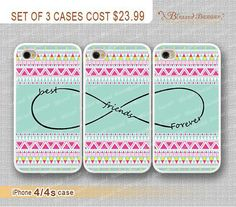 Best friend infinity phone cases