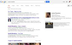 Result of Step Up Dance Academy on Google Search. See for yourself, decoding the mystery called Google.