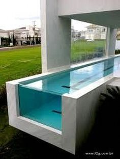 Inspiring Shipping Container Swiming Pool Design – Home Design Swiming Pool, Swimming Pools Backyard, Swimming Pool Designs, Shipping Container Swimming Pool, Container Pool, Container Gardening, Piscina Hotel, Small Pool Design, Pool Landscape Design