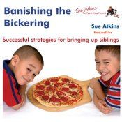 Sibling rivalry can cause all sorts of family problems and arguments. In this audiobook, the UK's leading parenting coach, Sue Atkins, discusses simple tools and techniques you can use to manage sibling rivalry positively. Includes sections on arguing, fighting and the 'One-Point' technique.