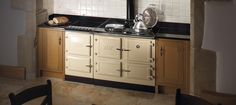 Cast Iron Range Cooker by ESSE.