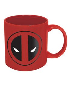 Another great find on #zulily! Deadpool Icon Ceramic Mug #zulilyfinds