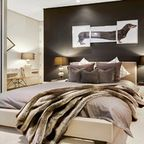 949 Park - Modern - Bedroom - new york - by Interior Marketing Group