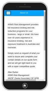 Insure It Now App - About Us