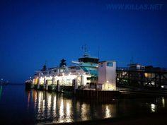 #Texel #Fähre #thorntje #Hafen #Fährhafen #Teso #Autofähre #Nacht #texelmomentje #texelpics #Niederlande #Holland #nederland #nordholland #netherlands