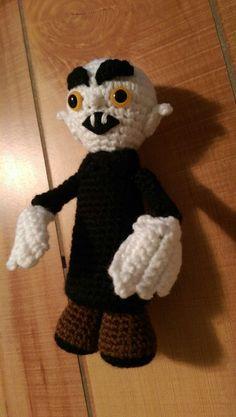 Crochet Nosferatu