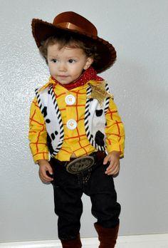 woody toy story inspired costume boys babies kids by zorraindina, $179.00