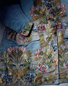 Waistcoat  Designer:     Textile by Anna Maria Garthwaite (British, 1690–1763)  Manufacturer:     Textile by Peter Lekeux (British, 1716–1768)  Date:     1747  Culture:     British  Medium:     silk, wool, metallic  Credit Line:     Purchase, Irene Lewisohn Bequest, 1966  Accession Number:     C.I.66.14.2