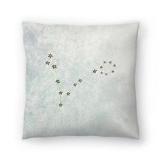Pisces by Leah Flores Decorative Pillow Bedroom Loft, Throw Cushions, Accent Pillows, Pisces, Decorative Pillows, Dining Area, Size 16, Bedroom Ideas, Urban