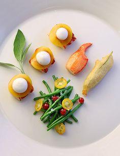 @ Ombremont. Restaurant d'un Grand Chef Relais & Châteaux et hôtel en bord de lac. France,Le Bourget-du-Lac. #relaischateaux #gourmet #ombremont