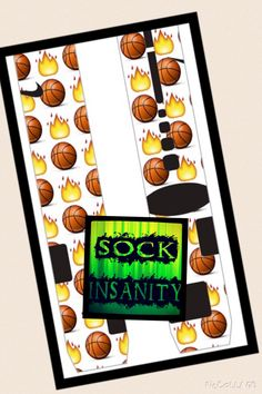 Custom+socks+made+just+for+you!++Available+to+ship+7/3/15.    +**Sock+sizing+is+based+on+shoe+size.++Art+socks+are+one+size,+fits+shoes+sizes+6-13.++Small+is+for+youth+3-5,+and+ladies+4-6.++Medium+is+for+youth+5-7,+mens+6-8,+and+ladies+6-10.++Large+is+for+ladies+10-13,+and+mens+8-12.++X-Large+is+... Basketball Practice, Basketball Stuff, Basketball Socks, Nike Elite Socks, Nike Socks, Awesome Socks, Cool Socks, Custom Socks, Softball