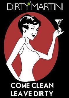 Callitaweek Dirty Martini