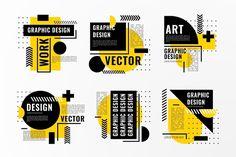Design Plat, Art Design, Design Elements, Graphic Design Layouts, Graphic Design Posters, Layout Design, Geometric Graphic Design, Instagram Design, Designers Gráficos