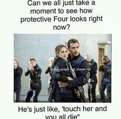 Fourtris // Divergent