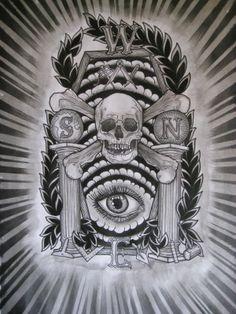 38 najlepszych obrazów na Pintereście na temat tablicy Masonic Art ...