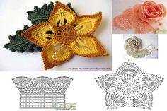 -Lovely flower motif