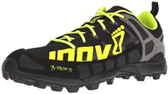 Inov8 XTalon 212 Trail Runner BlackNeon YellowGrey 95 C US ** More info could be found at the image url.(This is an Amazon affiliate link and I receive a commission for the sales)