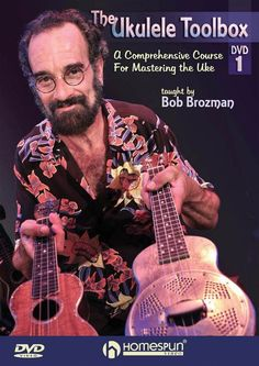 Ukulele Toolbox DVD, another one in my library.