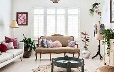 La casa de la  diseñadora Jana Kachel pura inspiración
