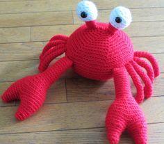 Amigurumi Hermit Crab : Fonds marin divers on Pinterest Amigurumi, Octopuses and ...