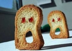 Quirky Food Artistry - The 'My Food Looks Funny' Photoblog Will Bring the LOLs (GALLERY)