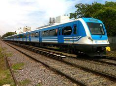 Tren Sarmiento,buenos aires, argentina