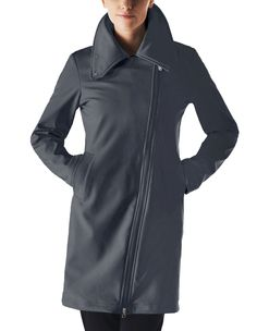 FIG clothing jacket #madeincanada wind and water resistant DWR finish