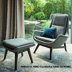 Darwin Set - Lounge Chairs - Living - Products - Blue Sun Tree