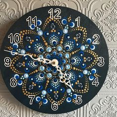 Hey, I found this really awesome Etsy listing at https://www.etsy.com/listing/565628544/dark-blue-gold-shades-of-blue-dot
