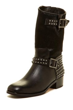 18feb884fd55 Waris Studded Boot on HauteLook Studded Boots