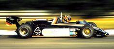 Stefan Bellof - Maurer MM83 BMW / Heidegger - Maurer Motorsport, München - XLVI Internationales Eifelrennen - 1983 European Formula 2 Championship, Round 4