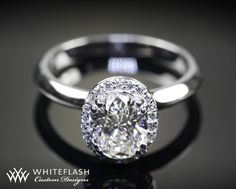 Oval engagement ring! #FiftyShades @50ShadesSource www.facebook.com/...