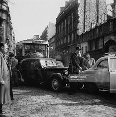 Doisneau. Paris, 1954