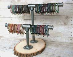 Wholesale Bracelets Lot of 6 Black Leather by urbanlanding on Etsy