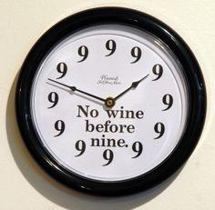 """Pesquisa revela: """"Wine o' Clock"""" é exatamente 18h52"""