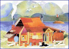 Rosie's Cafe (2005) by Rie Munoz