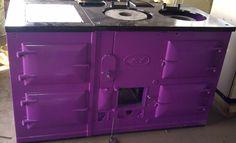 Het AGAhuis: Purple aga