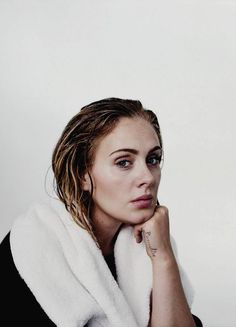 Adele for Rolling Stone (November 2015)