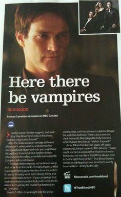 True Blood #my favorite show!