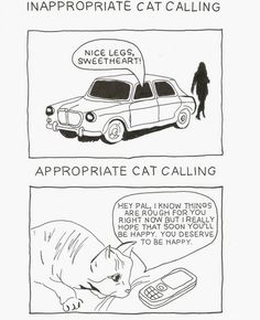 "femalerolemodel: ""Cat Calling """