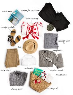 What to Wear on Vacation