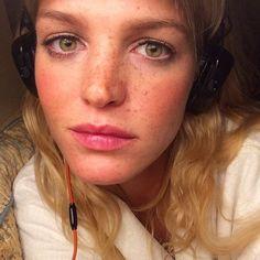 Erin Heatherton Has Some Face Time