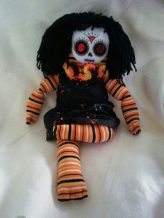 Another new doll. No name yet.