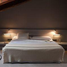 Suite Shelf And Reading Light Bedroom LightingWall LightingModern