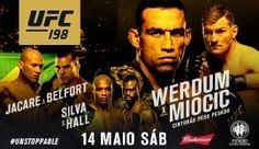 O sucesso do time de estrelas do UFC® 198 se refletiu no público. Todos os 42 mil ingressos para o grandioso evento, que acontece na Arena Atlético Paranaense, em Curitiba, no dia 14 de maio, foram vendidos em dois dias de pré-venda e em apenas 9 horas após a abertura oficial nos canais Livepass e lojas físicas. O resultado prova que o UFC Brasil está cada vez mais próximo de seus fãs e acertou em cheio no casamento das lutas e na escolha do local. #UFC #UFC198 #livepass