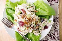 Recipe: Skinny Chicken Salad