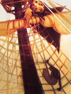 Treasure Island by Sterling Hundley; The Folio Society on Behance
