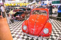 If you haven't yet purchased your tickets to the VolksWorld Show 2015, there's still time.