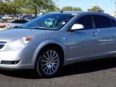 2007 Saturn Aura Lunde's Peoria Volkswagen Phoenix, AZ (+playlist)